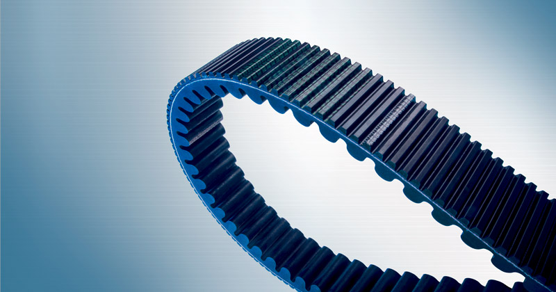Image showing Double-Sided CVT Belts by Carlisle Belts