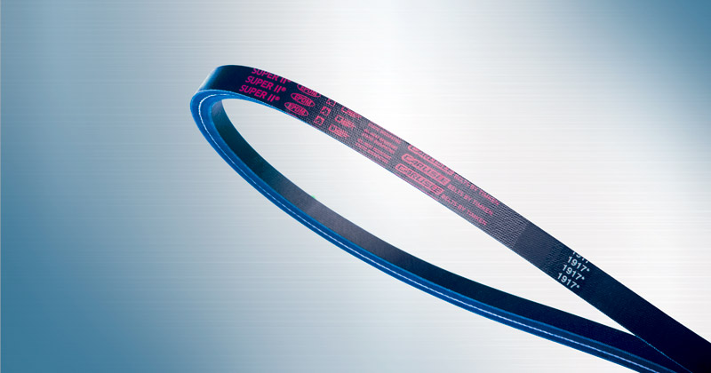 Image showing Super II V-Belts by Carlisle Belts