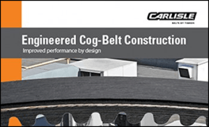 Download the Carlisle Belts by Timken Product Line Sell Sheet