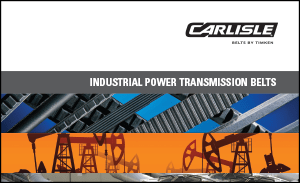 Download the Drive Belt Catalogues for Carlisle Belts by TIMKEN