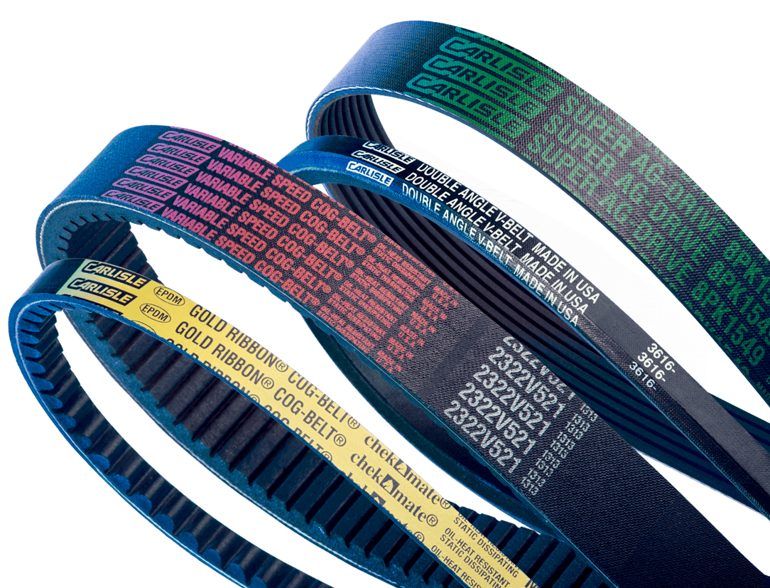 Industrial Drive Belts by CRP