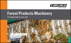Download the Carlisle Belts for Forestry Machinery to explore high-performance drive belts for your forestry applications.