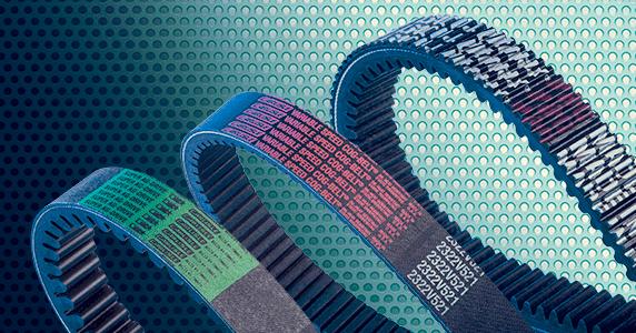 Image Displaying CVT Belts Part of the CRP Drive Belts Range