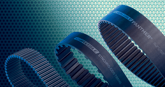 Image Displaying Synchronous Belts Part of the CRP Drive Belts Range