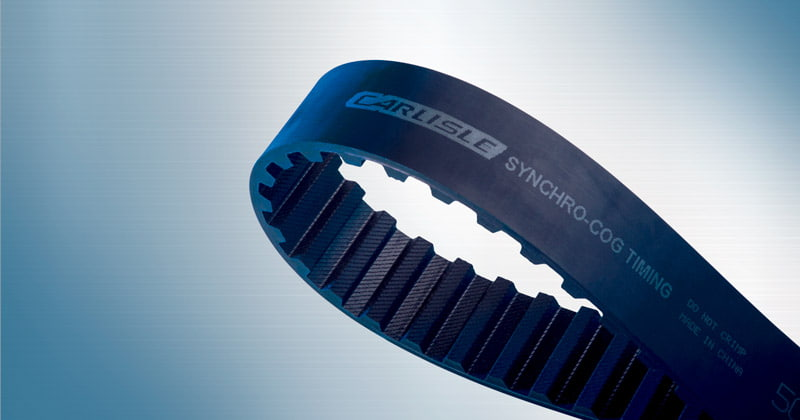 Carlisle Belts Cotton Drive Timing Belts by CRP