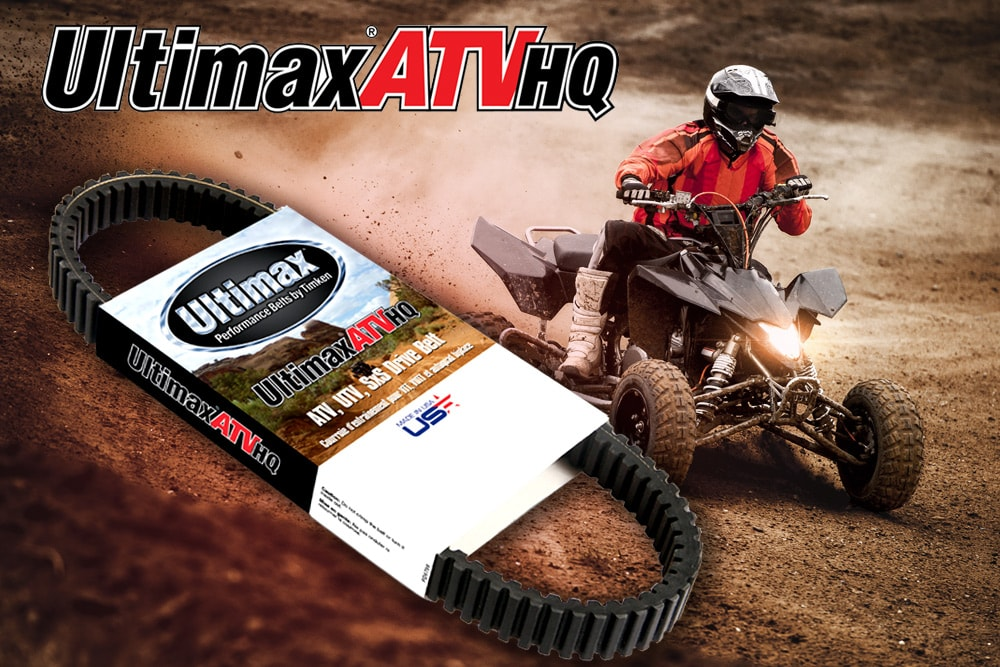 Ultimax ATV HQ ATV Belts
