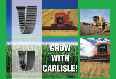Download the Agricultural Belt Brochure featuring Agricultural V-Belts, Agricultural Banded Belts, Agricultural Flat Belts, Agricultural CVT Belts and More from Carlisle Belts by Timken's Range of Super-AG Drive Belts